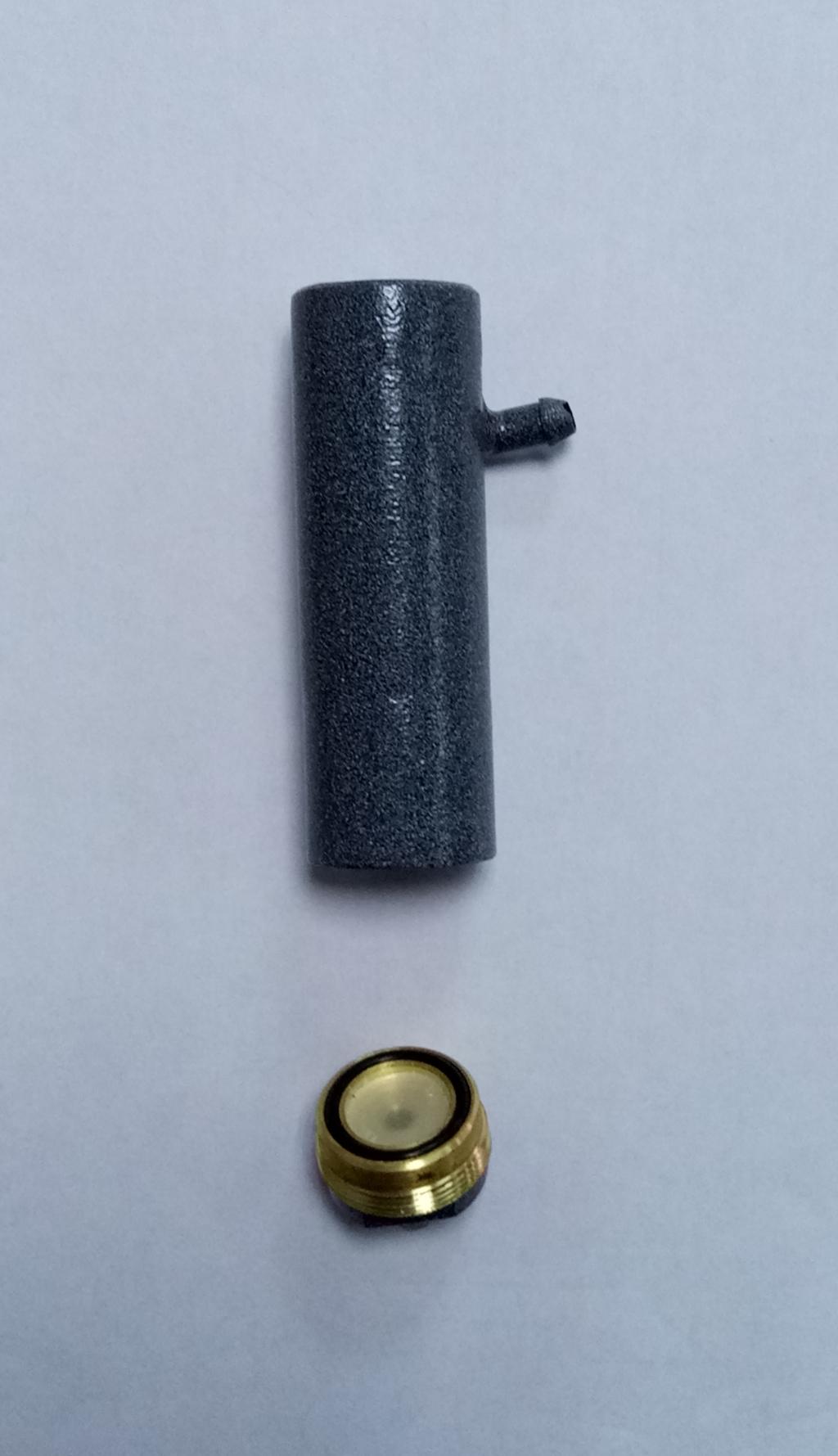 масловозвратное устройство в разобранном виде